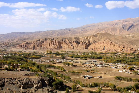 Bamiyan Valley