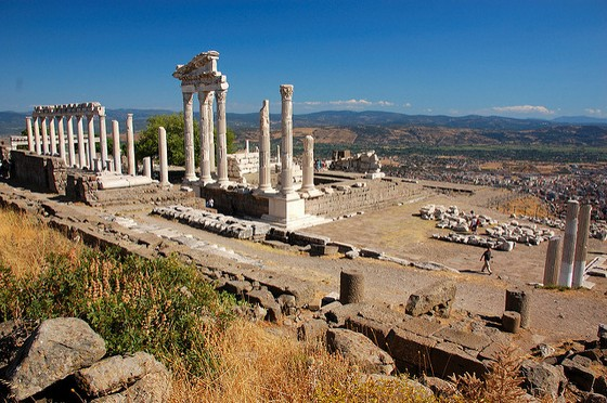 Pergamon Turkey m