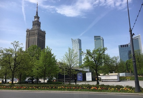 Warsaw City 3  3v