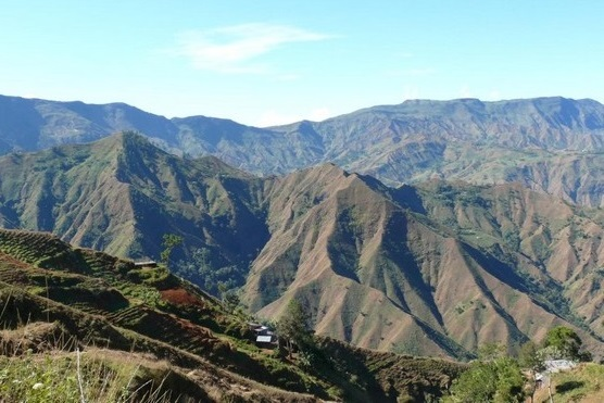 Haiti Mountains 2  3v
